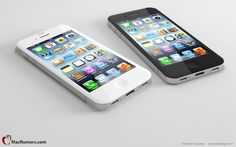Apple is currently testing two prototypes of the next-generation iPhone that offer a taller screen while maintaining the existing 640-pixel width. According to the report, the two prototypes carry a display with a height of 1136 pixels, up from the current 960-pixel height and leading to an increase in the diagonal size of the display from 3.5 inches to 3.95 inches.