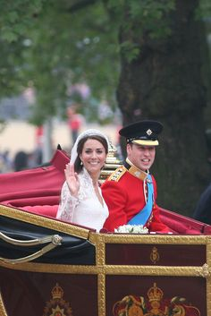 Royal Wedding Day - Kate and Wills ! (7) by colingoldfish, via Flickr