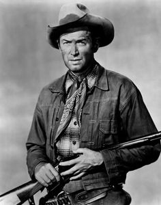James Stewart was an American film and stage actor, known for his distinctive voice and his everyman persona. One of the great western actors. Hollywood Actor, Hollywood Stars, Classic Hollywood, Old Hollywood, Winchester, Eddy Mitchell, Old Time Radio, Great Western, Cowboy Western