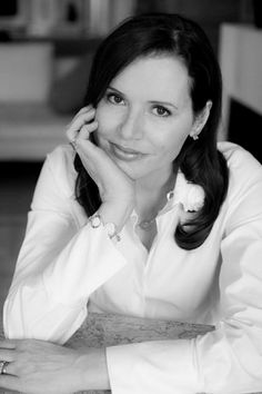 Geena Davis | My favorite actresses and singers ... Black and white ...