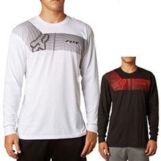 2013 Fox Racing Ravine Long Sleeve Casual Motocross Adult Apparel Shirts