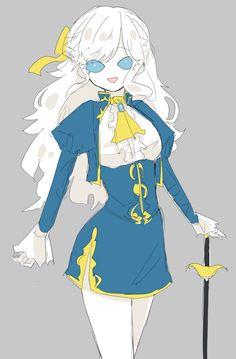 สวยค่ะ!!! Character Concept, Character Art, Concept Art, Character Design, Make Love, Identity Art, Slayer Anime, Anime Art Girl, Kawaii Anime
