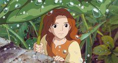 The Secret World of Arrietty
