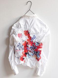 特集 「しょうぶ学園ヌイ(nui)プロジェクトのシャツ展」へのお誘い イオグラフィック