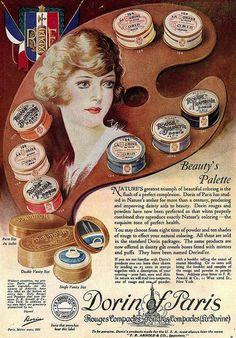 Dorin of Paris Rouge & Powder, April 1922                                                                                                                                                                                 More