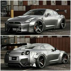 """Top 20 Fastest Cars in the World [Best Picture Fastest Sports Cars] """"Liberty Walk Nissan GTR! This I believe is Man Made Wonder! This is my Dream Car always has been. Maserati, Bugatti, Lamborghini, Gtr Nissan, Nissan Skyline, Skyline Gtr, My Dream Car, Dream Cars, Gtr Auto"""