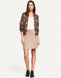BREANNE blouse jacket multi