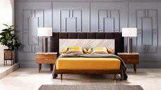 Buy Carissa Bed Frame | Domayne AU