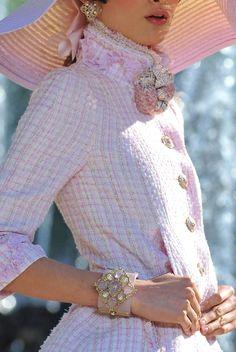Pink.Chanel. Loooove ♥