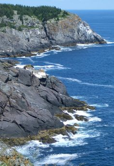 Isle au Haut, Maine. One of my favorite places. {an island with incredible hikes and views}