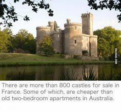 Excuse me while I go buy a castle... - 9GAG