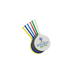 Branded Flexible Golf Tag. British Made. Perfect golf day accessory. Available in white, red, blue and green. Attach the tag to your golf bag. Great for golf days and societies.  http://www.sportythoughts.com/products/branded-golf-accessories/branded-flexible-golf-tag/