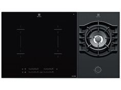 Electrolux Cooktop PackageChoose the way you want to cook! Combine the speed, control and flexibility of induction with the elegant simplicity of a single, large and powerful wok burner in this package and save! Electrolux 600mm Induction Cooktop $1999. 4 induction cooking zones, power boost function, Stop & Go, auto off. EHI645BA. Electrolux 320mm Gas Cooktop $999. Powerful 17mj wok burner, adjusts to 1mj simmer, heavy duty cast iron trivet. EHG313BA $2,849