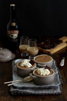 Mousse de chocolate y Baileys - Megasilvita
