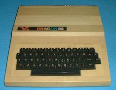 Dragon 32 Computer