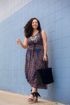 Maxi Dress, Tanesha Awasthi