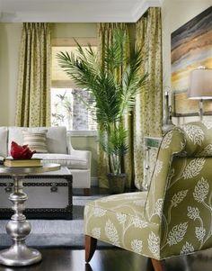 Living room - contemporary - living room - miami - Myriam Payne
