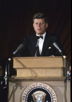 "President John F Kennedy: ""And so My Fellow Americans, ask not what Your Country can do for You, ask what You can do for Your Country."""