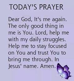 Dear God please hear my prayer! Prayer Scriptures, Bible Prayers, Faith Prayer, God Prayer, Prayer Quotes, Power Of Prayer, Bible Verses Quotes, Faith In God, Spiritual Quotes