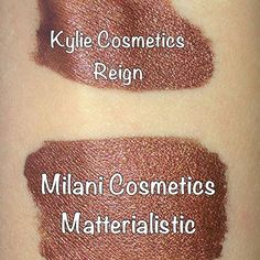Comparison swatches courtesy of @eyes_of_luster
