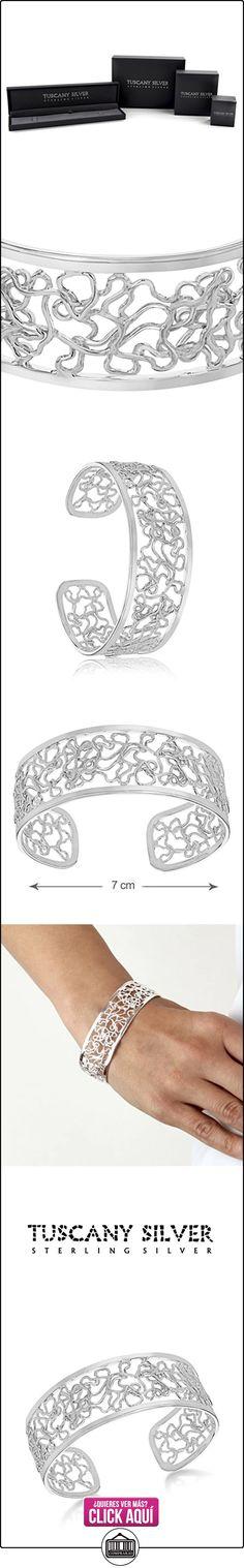 Tuscany Silver Pulsera de mujer con plata de ley (925/1000)  ✿ Joyas para mujer - Las mejores ofertas ✿ ▬► Ver oferta: http://comprar.io/goto/B002VJJY6E