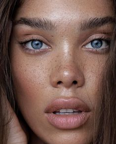 possibly the most beautiful eyes in the world: Fotos Simple Makeup Looks, Natural Makeup Looks, Most Beautiful Eyes, Beautiful Pictures, Beauty Makeup Photography, Summer Makeup, Everyday Makeup, Makeup Trends, Makeup Ideas