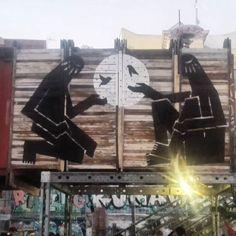 Set the birds free #Madrid #LaLatina #LaCebada #art #artwork #graffiti #graffitiigers #graffitiporn #instagood #instagraff #instagraffiti #instagrafite #mural #pasteup #photooftheday #sprayart #street #streetart #streetarteverywhere #streetartistry #streetphotography #urban #urbanart #urbanwalls #wall #wallporn