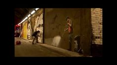"This is ""Banksy Setting Up The Cans Festival"" by Graffiti Kings on Vimeo, the home for high quality videos and the people who love them. Graffiti King, Banksy, Urban Art, London, Canning, World, Projects, The World, Log Projects"