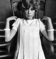 Pattie Boyd. Mod 60s.