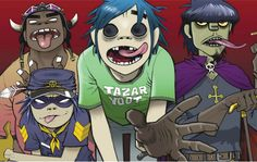 What Happened to The Gorillaz - News & Updates  #HallelujahMoney #TheGorillaz http://gazettereview.com/2017/02/happened-gorillaz-news-updates/