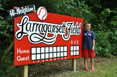backyard baseball fields - Google Search