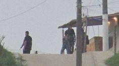Bandidos escaparam de operação no Chapadão. RJ