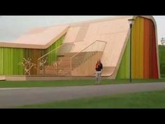 Spain Pavilion. International Exhibition Floriade 2012.    Architecture, interior design, audiovisual, multimedia projects and corporate identity: PULGÓN DISEÑO