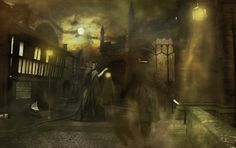 The Art Of Animation Die Kunst der Animation Victorian London, Victorian Gothic, Widescreen Wallpaper, Computer Wallpaper, Storyboard, Illustrations, Illustration Art, Love Wall Art, World Of Darkness