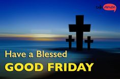 Blessed Good Friday   https://www.facebook.com/ChristianTodayInternational/photos/10153231436804916