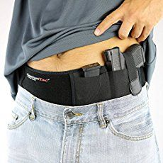 The Ultimate Belly Band Holster for Comfortable Concealed Carry - Are you sick of holsters that are uncomfortable? - Does your current holster require you to wear a belt and limit your wardrobe? - Do you want to carry concealed and be comfortable? - Do you want to be able to carry...