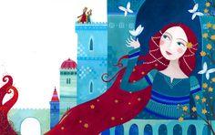 """""""La Belle au Bois Dormant"""" by Anja Klauss"""