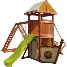 Pegasus Wood Playset
