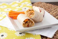 Rosemary Chickpea and Sweet Potato Burritos (3)