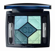 Dior. Summer 2013.  374 Blue Lagoon