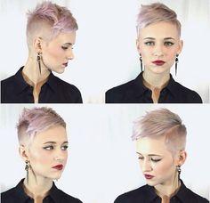 Fijne kapsels voor fijn haar! Gave korte kapsels voor dames met een dun of fijn haar!