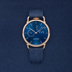 Introducing Baume: The Latest Entry-Level Watch Brand From Richemont Watch Releases Latest Watches, Watches For Men, French Signs, Entry Level, Watch Brands, Daniel Wellington, Omega Watch, Shopping Bag, Manager