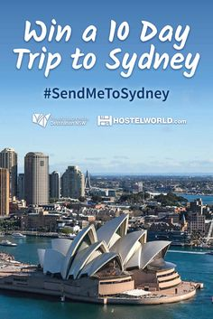 You and a friend could be partying under the summer sun in Sydney this November! Simply watch our short video and answer one easy question for the chance to win… #SendMeToSydney