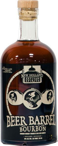 New Holland Distillery Beer Barrel Bourbon Whiskey Bourbon Whiskey, Whiskey Distillery, Bourbon Barrel, Scotch Whiskey, Whiskey Trail, Bourbon Drinks, Whiskey Decanter, Irish Whiskey, Brewery