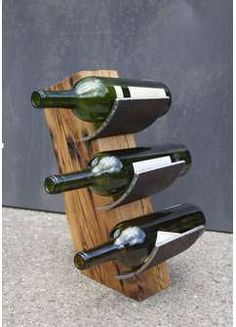Wine Rack with a difference
