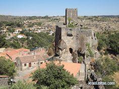 Portugal: grande lista de locais a não perder para visitar. Melhores cidades, vilas, aldeias, praias, serras, parques naturais e locais históricos.