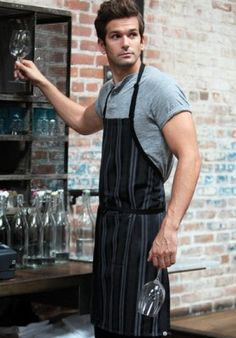 Chef Works is the leading manufacturer of chef uniforms and chef wear programs within the food service and hospitality industries around the globe. Bartender Uniform, Waiter Uniform, Staff Uniforms, Work Uniforms, Hotel Uniform, Restaurant Uniforms, Leather Apron, Bib Apron, Aprons