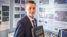 カナダの15歳少年、失われた古代都市を発見――寝室から - BBCニュース