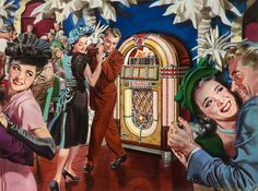 1000 Images About Party Like It S 1955 On Pinterest