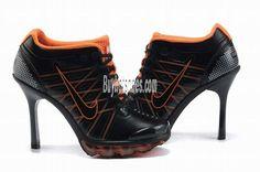 2013 Cheap Nike Air Max High Heels For Women Black Orange  http://www.buyhotshoes.com/2013-cheap-nike-air-max-high-heels-for-women-black-orange-p-1424.html